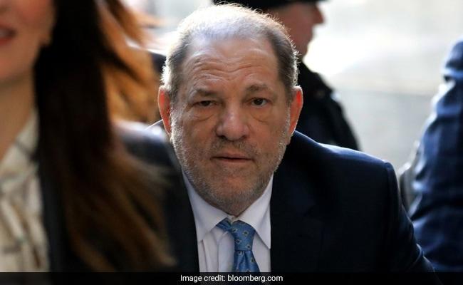 Harvey Weinstein's Bizarre Rant In Court Before 23-Year Jail Sentence thumbnail