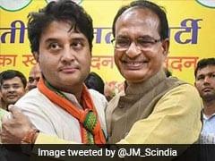 शिवराज सिंह चौहान ने MP के सीएम पद की ली शपथ तो ज्योतिरादित्य सिंधिया का आया यह Reaction