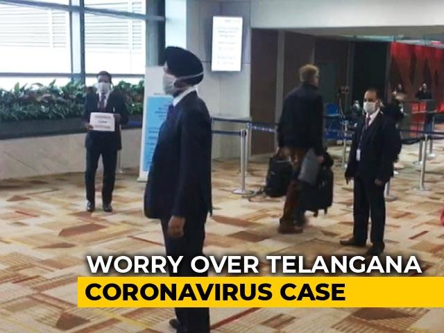 Video : Coronavirus-Infected Techie Travelled From Bengaluru To Hyderabad