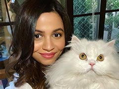 "Alia Bhatt's Sister Shaheen's ""Twinning"" Attempt With Pet Cat Edward Turned Out To Be This"