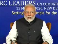 """Avoid Knee-Jerk Reactions"": PM Modi Suggests Coronavirus Fund For SAARC"