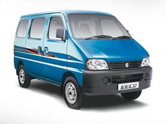 Maruti Suzuki Eeco Reaches 7 Lakh Sales Milestone In 10 Years
