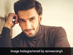 Ranveer Singh's Openly Declares His Love For Biryani And Wife Deepika Padukone's Cooking