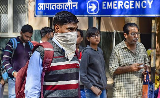 दिल्ली में COVID-19 संक्रमितों की संख्या बढ़कर 2376 हुई, पिछले 24 घंटों में 128 नए मामले सामने आए
