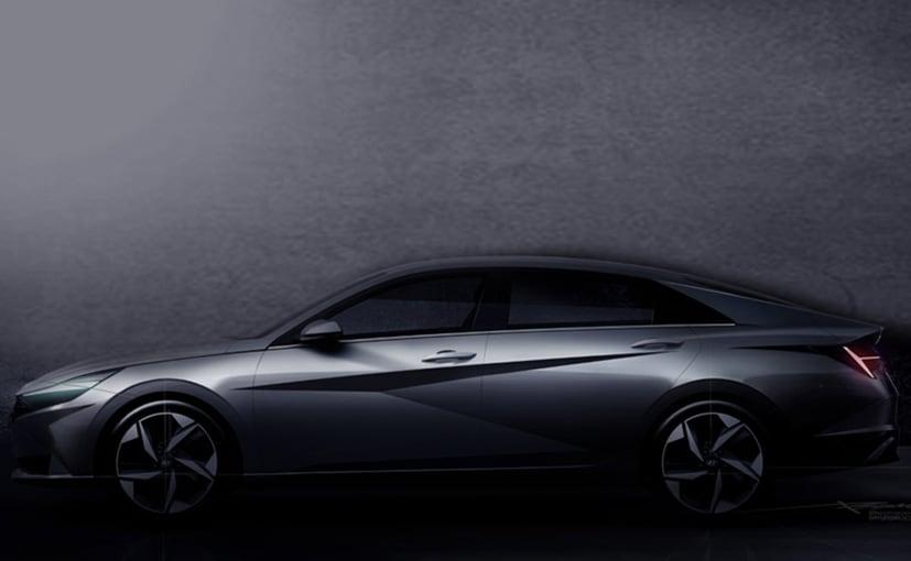2021 Hyundai Elantra bromeó antes del debut mundial 1