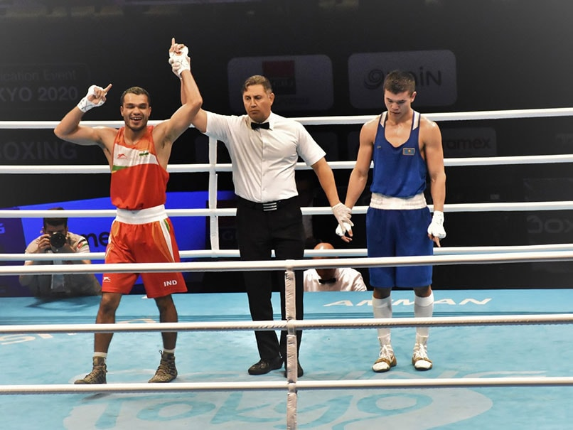 Asian Olympic Qualifiers: Vikas Krishan, Simranjit Kaur Enter Final, Bronze For Mary Kom, Amit Panghal