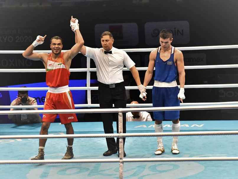 Asian Olympic Qualifiers: Vikas Krishan, Simranjit Kaur Enter Final, Bronze For Mary Kom, Amit Panghal