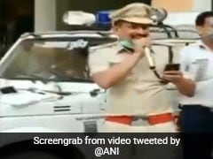 Chhattisgarh Cop's Musical Warning During Coronavirus Lockdown Is Viral