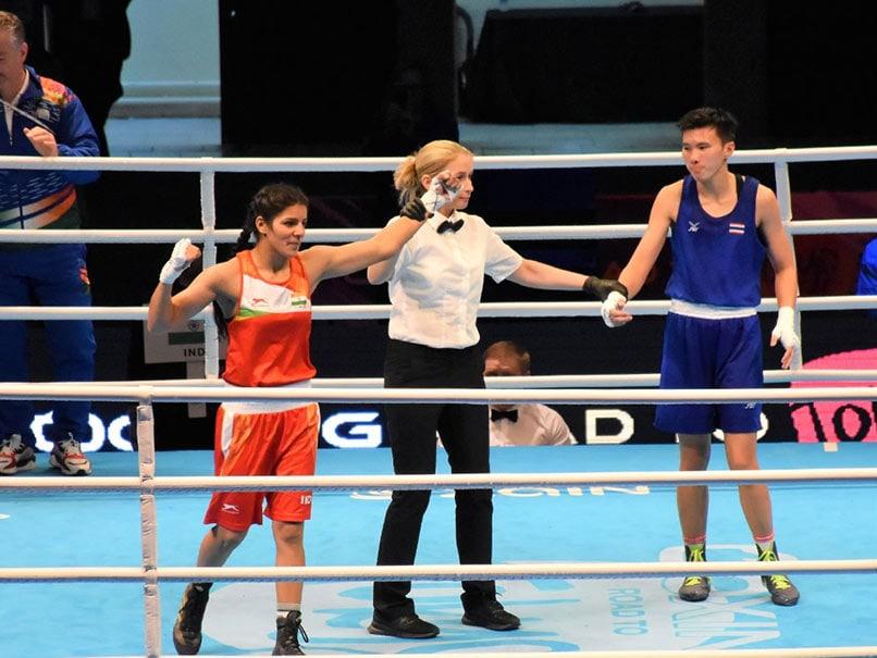 Asian Olympic Qualifiers: Sakshi Chaudhary, Simranjit Kaur Advance To Quarters