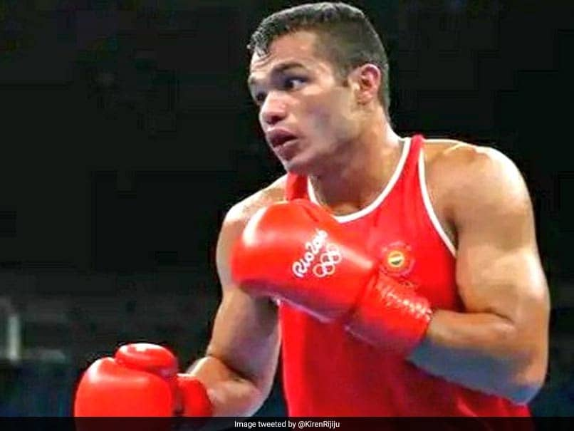Boxer Vikas Krishan Seeks Foreign Minister S Jaishankars Help After Coach Gets Stuck In US