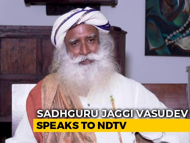 Video : Staying At Home Is Not Lockdown: Sadhguru Jaggi Vasudev