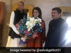 कांग्रेस के वरिष्ठ नेता ने 60 साल की उम्र में रचाई शादी, अशोक गहलोत ने ट्वीट कर दी बधाई