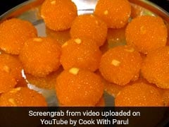Chaitra Navratri 2020: This 3-Ingredient Sabudana Ladoo Can Satisfy Your Sweet-tooth During Quarantine Days