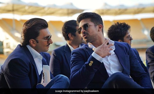 'He Comes To You With Arms Open': Saqib Saleem On '83 Co-Star Ranveer Singh