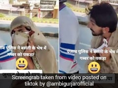 TikTok Viral Video: লকডাউনে মেয়ে সেজে রাস্তায় পুরুষ, পুলিশ ধরতেই...