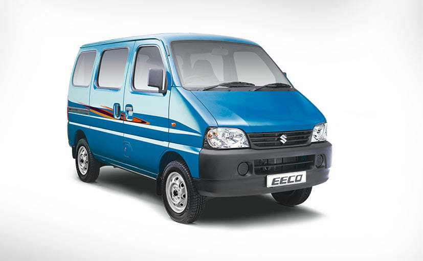 BS6 Maruti Suzuki Eeco S-CNG Launched In India; Prices Start From Rs 4.64 Lakh