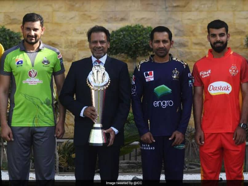 Pakistan Super League 2020 Postponed Due To Coronavirus Pandemic
