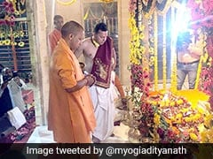 अयोध्या में चांदी के सिंहासन पर विराजमान हुए रामलला, वैदिक मंत्रोच्चार से हुई पूजा-अर्चना