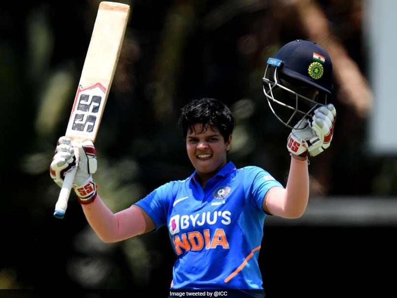 ICC Shares Throwback Video Of Shafali Vermas Stunning Sixes During Womens T20 World Cup. Watch