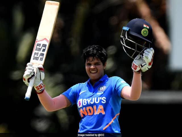 Shafali Verma Claims Top Spot In ICC T20I Rankings With Impressive Show In Womens T20 World Cup