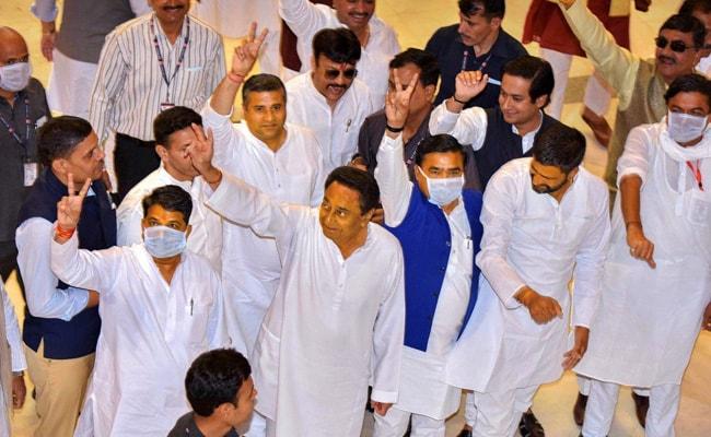 Madhya Pradesh Floor Test For Kamal Nath At 2 pm After Supreme Court Order - NDTV News
