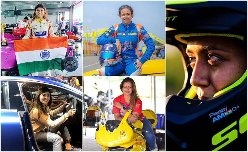 Setting new standards for aspiring racers to look up to - the Indian women of motorsport