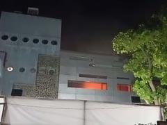 Fire Breaks Out At Juhu Gymkhana In Suburban Mumbai