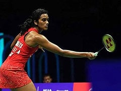 PV Sindhu Crashes Out Of Thailand Open After Losing To Mia Blichfeldt Of Denmark In First Round
