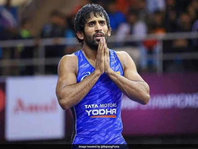 Indian Wrestler Bajrang Punia To Donate Six Months Salary to combat covid-19