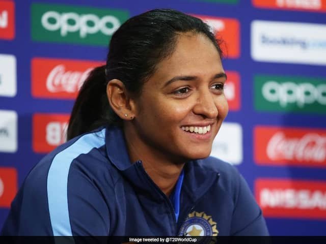 Harmanpreet Kaur says, We need to stay calm and focus on the areas we need to improve