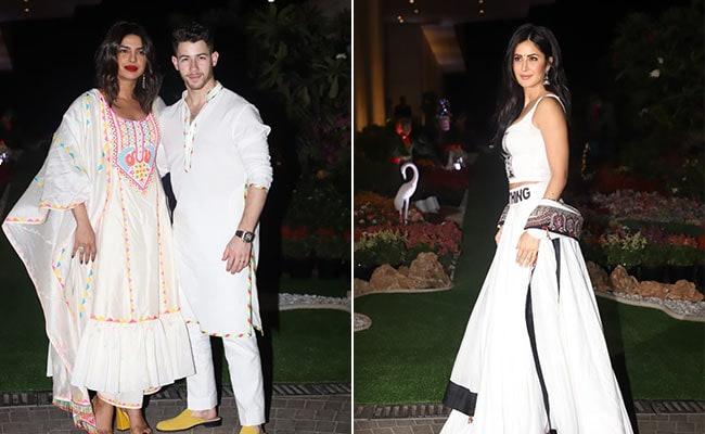 Holi 2020: Priyanka Chopra, Nick Jonas, Katrina Kaif And Others Have A Blast At Isha Ambanis' Party