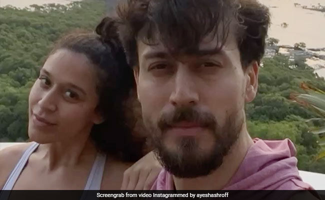 Tiger And Krishna Shroff Are Setting Sibling Goals In Sunset Pic Posted By Mom Ayesha