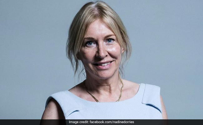 UK Health Minister Nadine Dorries Tests Positive For Coronavirus