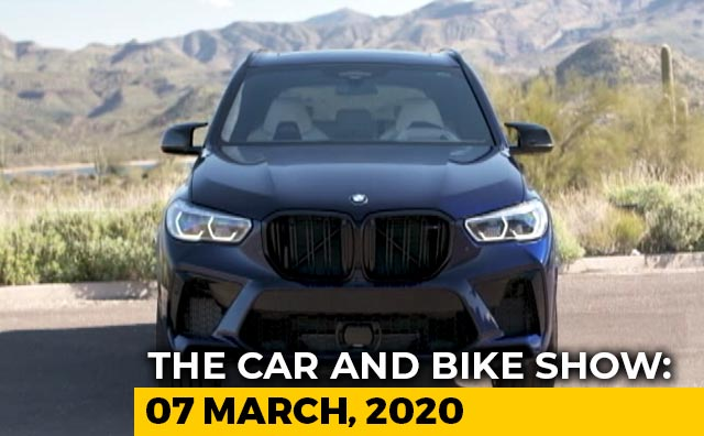 BMW X5 M Competition Review, 2020 World Car Awards Finalists