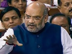 """Playing Petty Politics Over Coronavirus"": Amit Shah Hits Out At Congress"