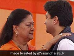 वसुंधरा राजे ने भतीजे ज्योतिरादित्य सिंधिया का किया BJP में जोरदार स्वागत, लिखा- 'अगर राजमाता होतीं तो...'