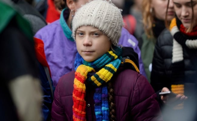 Greta Thunberg Says Coronavirus Shows World Can 'Act Fast' On Crises