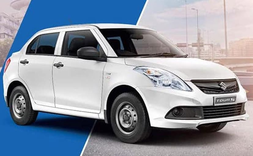 The Maruti Suzuki Tour S and other vehicles in the Tour range will be sold via the CV showrooms