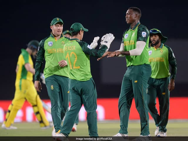 India vs South Africa: South Africa Announce Squad For ODI Series In India News In Bengali