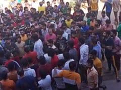 दिल्ली की रोहिणी जेल में कोरोना वायरस से बचाव के उपाय नहीं, VIDEO सामने आया