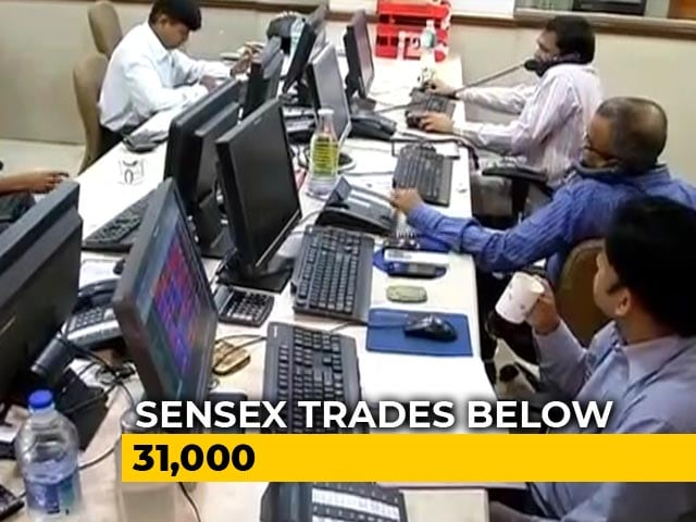 Video : Sensex, Nifty Fluctuate As Coronavirus Batters Global Markets