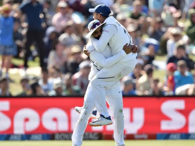 """Ravindra Jadeja Takes An """"Indescribable"""" Catch To Remove Neil Wagner - Watch"""