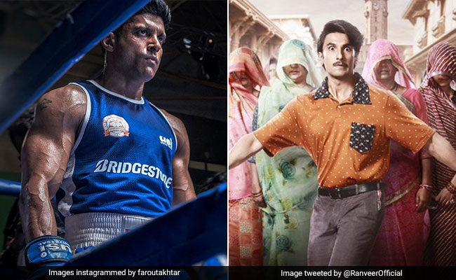 Here's When Ranveer Singh's Jayeshbhai Jordaar And Farhan Akhtar's Film Will Create A Toofaan At The Box Office