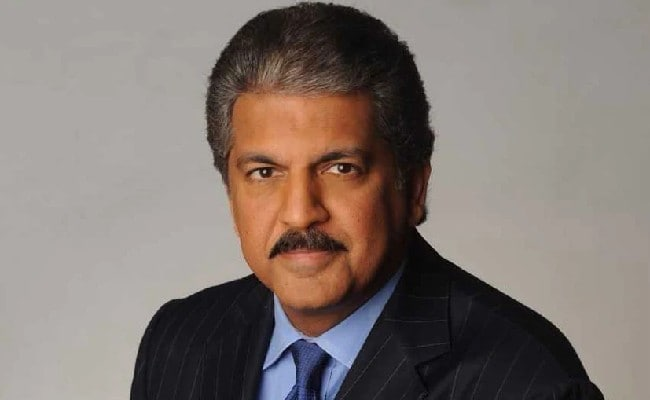 'Made Me Cry So Early In The Day': Anand Mahindra On Christmas Video