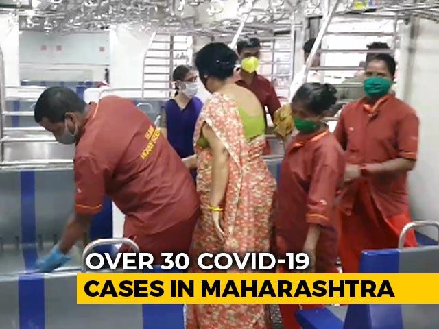 Video : Over 30 Covid-19 Cases In Maharashtra