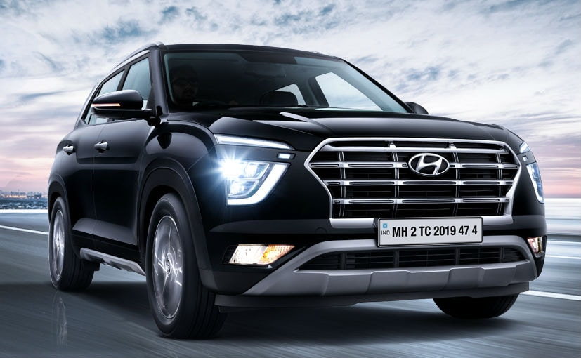 Hyundai Creta Seven-Seater SUV Spied In South Korea