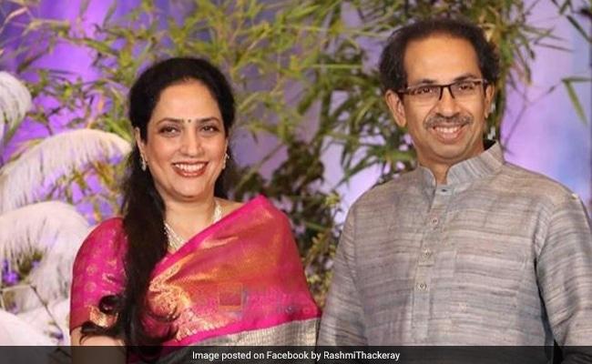 Uddhav Thackeray's Wife Named Editor Of Sena Mouthpiece Saamana