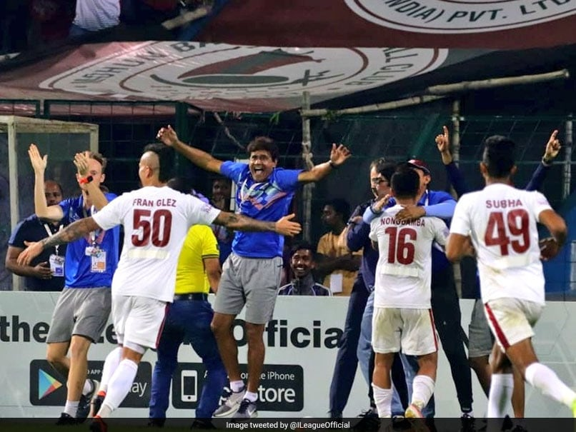 Mohun Bagan Crowned I-League Champions After AIFF Approval