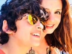 """Ray Of Son-Shine"": Sussanne Khan's Birthday Wish For Hrehaan Is Everything"