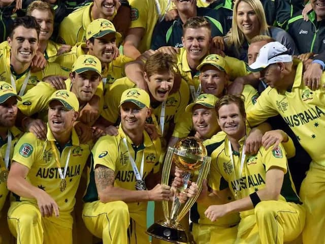 On This Day 5 Years Ago, Australia Beat New Zealand To Win 5th World Cup Title